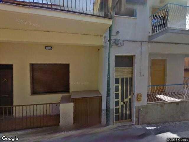 Google Street View Marina di RagusaGoogle Maps Italy