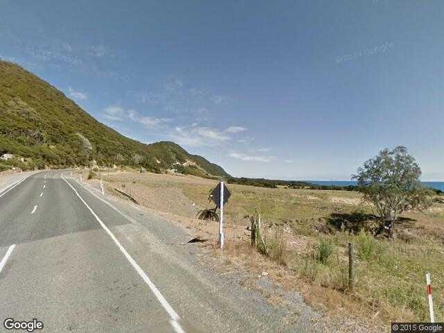 Image of Houpoto, Bay of Plenty, New Zealand
