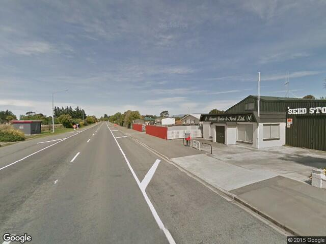 Image of Saint Andrews, Canterbury, New Zealand