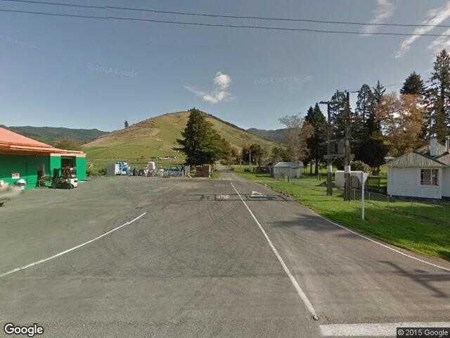 Image of Rai Valley, Marlborough, New Zealand