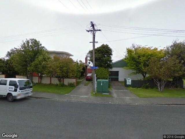 Image of Hawthorndale, Southland, New Zealand