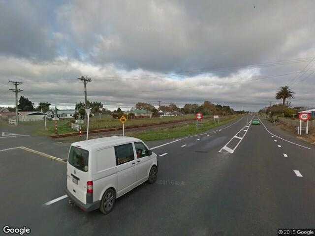 Image of Midhirst, Taranaki, New Zealand
