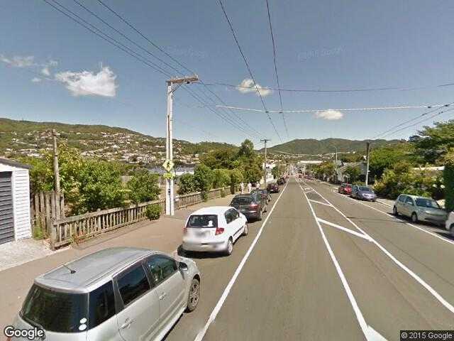 Image of Karori, Wellington, New Zealand