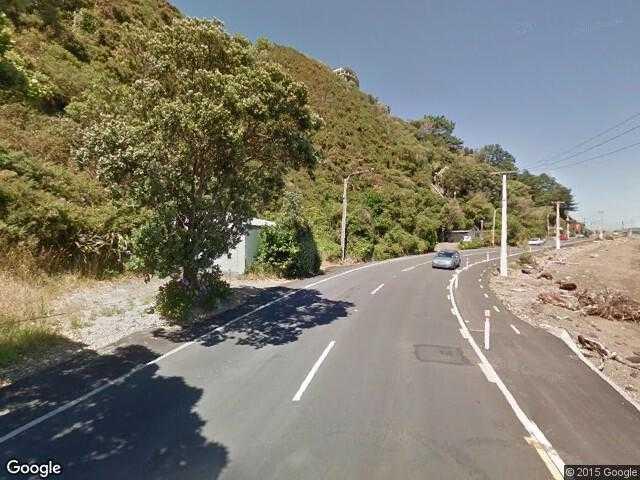 Image of Sunshine Bay, Wellington, New Zealand