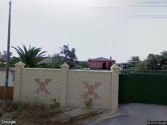 Google Street View Hacienda De Tarazona Google Maps Spain