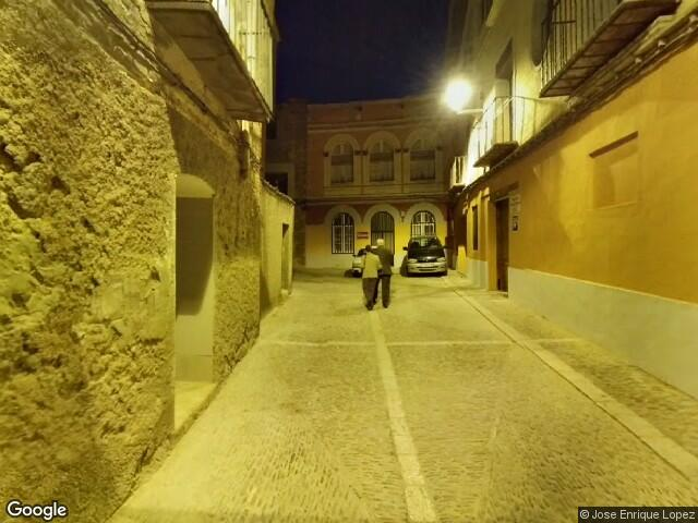 Google Street View Tarazona Google Maps Spain