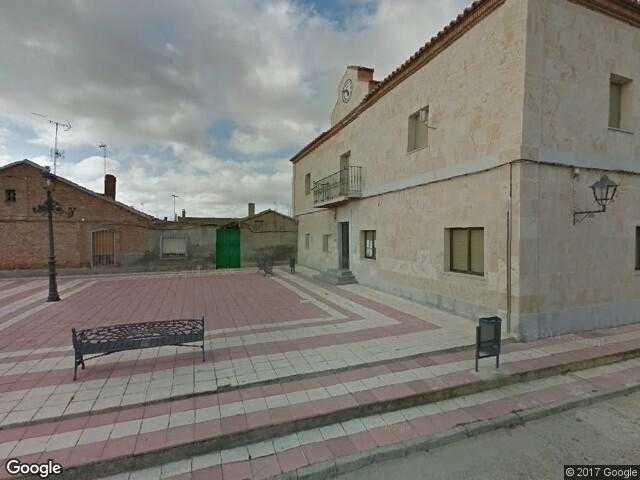 Google Street View Tarazona De Guarena Google Maps Spain