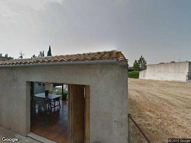 Google Street View Cervià de Ter Google Maps Spain