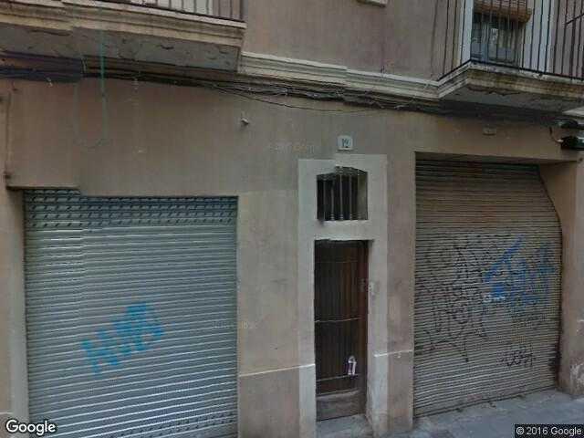 Image of Gràcia, Barcelona, Catalonia, Spain