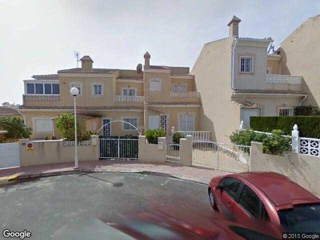 Street Map Of Quesada Spain.Google Street View Dona Pepa Google Maps Spain