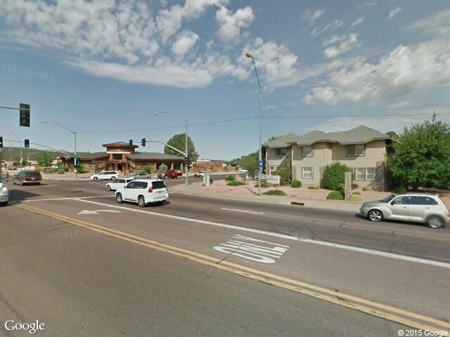 Google street view paysongoogle maps image of payson arizona usa publicscrutiny Images