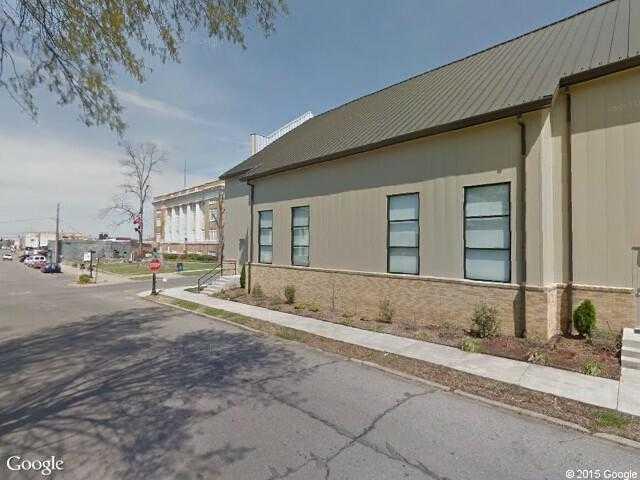 Image of Morrilton, Arkansas, USA