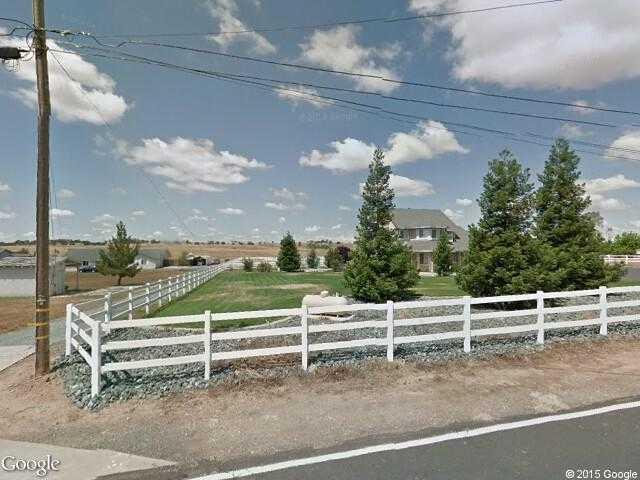 Google Street View Camanche VillageGoogle Maps