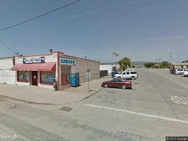 Google Street View ChualarGoogle Maps