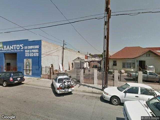 Google Street View FlorenceGrahamGoogle Maps
