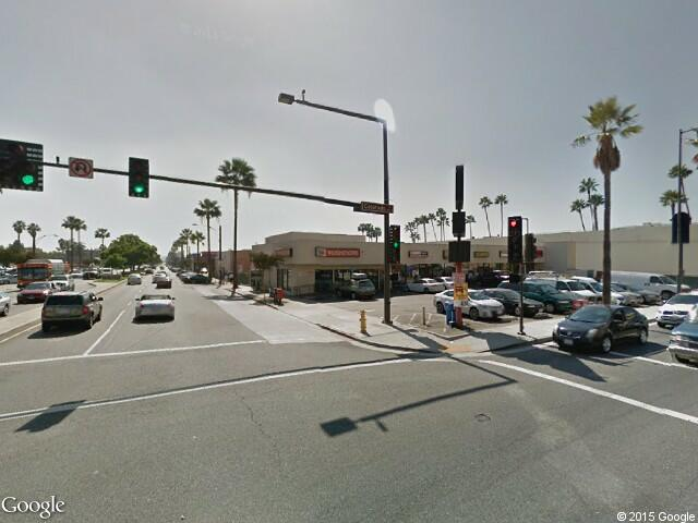 Google Street View Glendale.Google Maps.