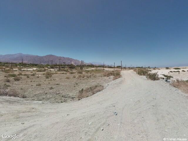 Image of Salton Sea Beach, California, USA