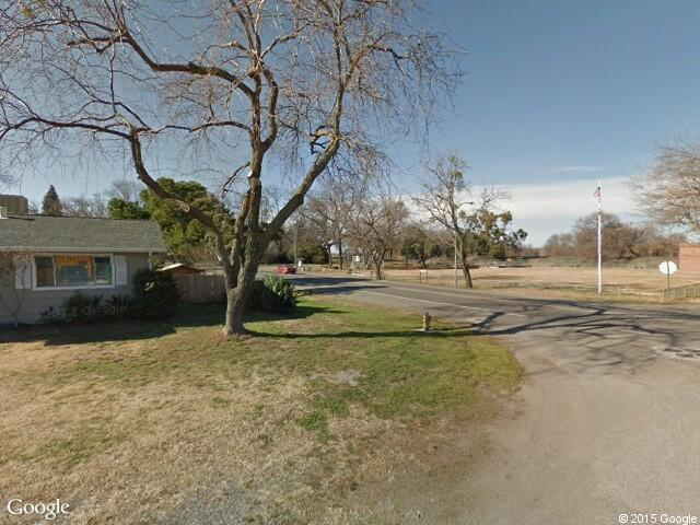 Street View image from Tehama, California