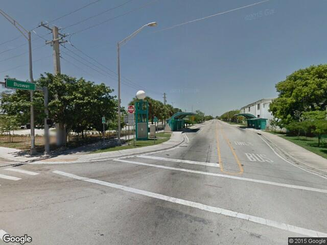 google street view florida city (miami-dade county, fl
