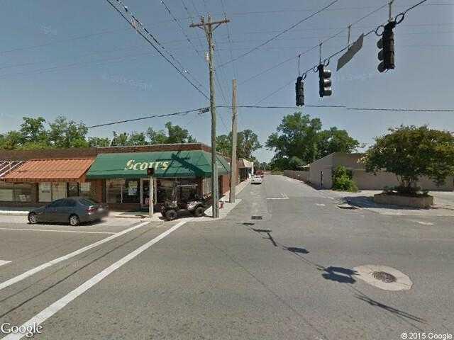 Google Street View Jay Google Maps
