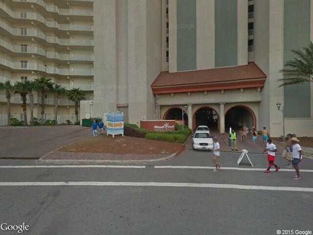 Image Of Panama City Beach Florida Usa