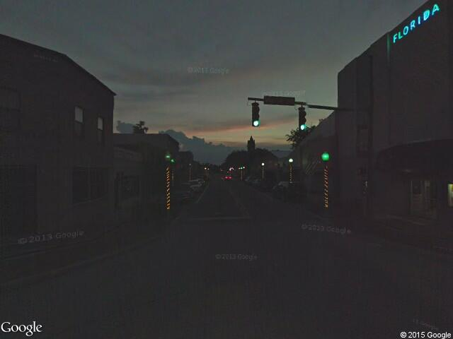 Google Street View Starke Google Maps