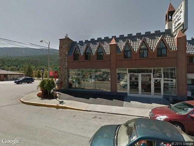 Google Street View Kellogg.Google Maps.