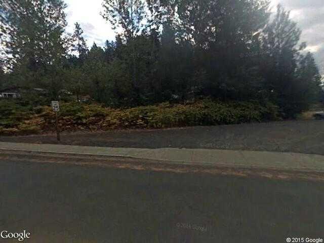 Google Street View Kooskia Google Maps