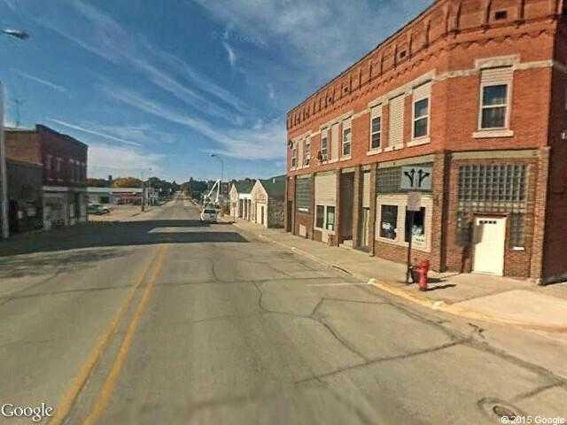 Cascade Iowa Map.Google Street View Cascade Google Maps