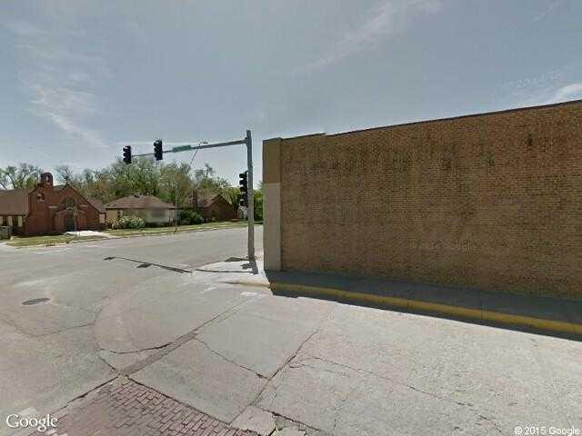 Google Street View Garden City Google Maps