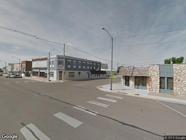Google Street View Lakin.Google Maps.