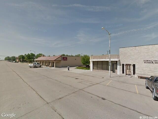 Street View image from Sublette, Kansas