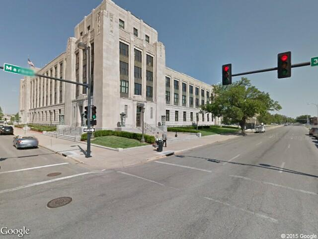 Image Of Wichita Kansas Usa