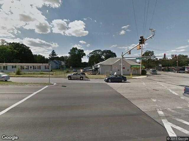 Google Street View OdentonGoogle Maps