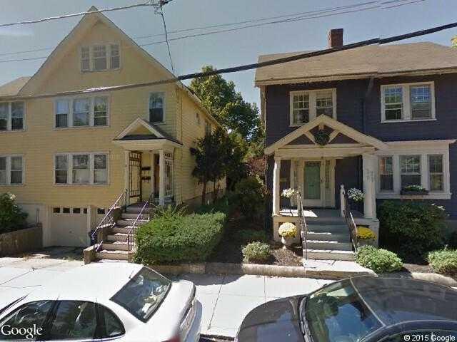 Google Street View Jamaica PlainGoogle Maps