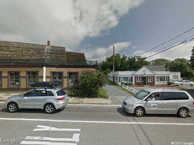 Google Street View South YarmouthGoogle Maps