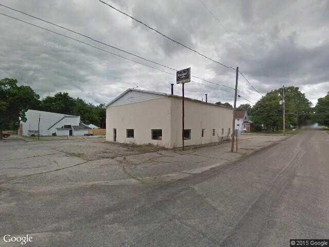Cement City Michigan Cement Plant : Google street view cement city maps