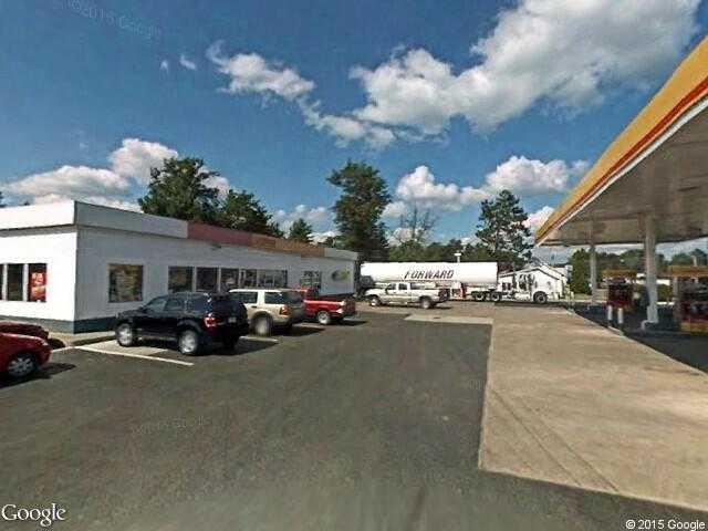Google Street View Saint Helen Google Maps
