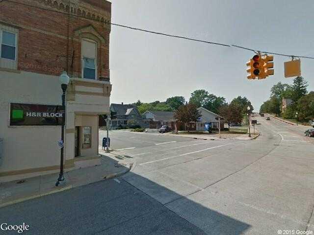 Google Street View Vassar Google Maps