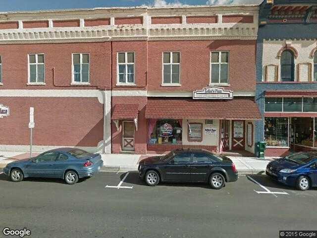 Google Street View Williamston Google Maps
