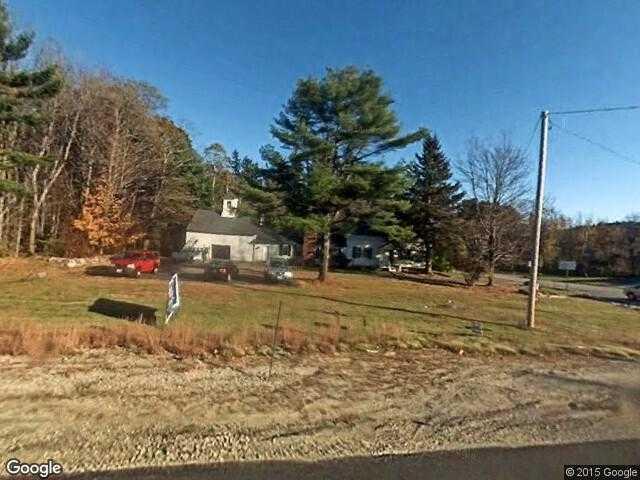 Image of Ossipee, New Hampshire, USA