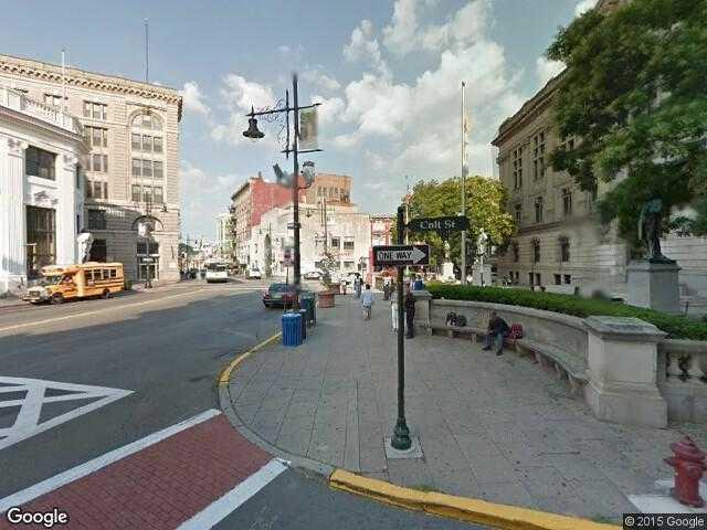 Google Street View Paterson.Google Maps.