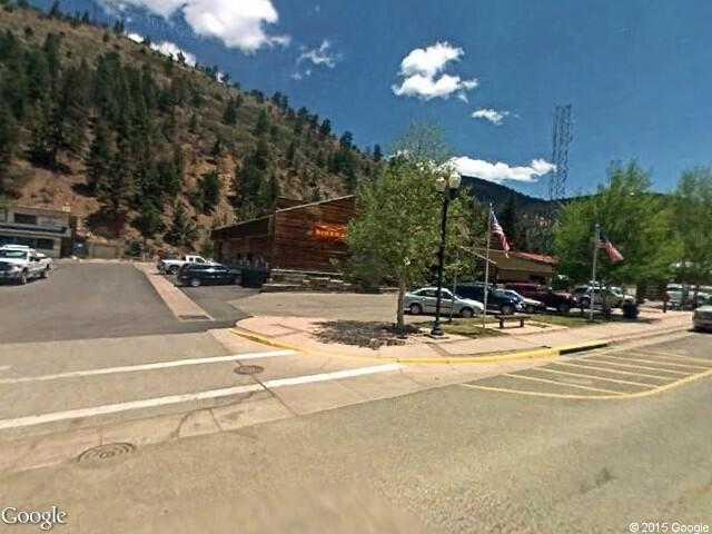 Google Street View Red RiverGoogle Maps