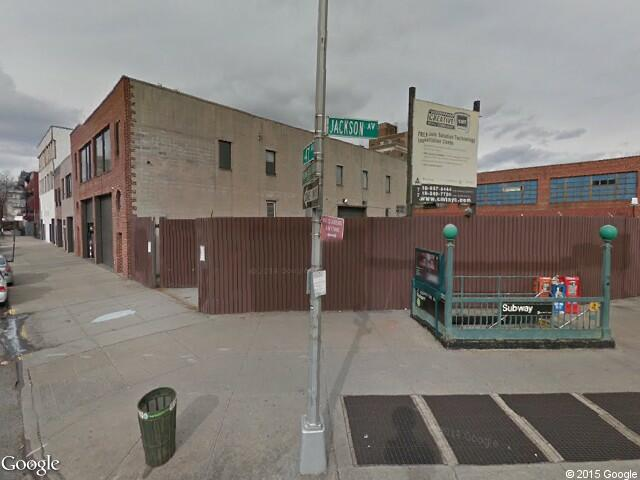 Google Street View Long Island City Google Maps