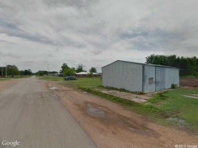 Image of Centrahoma, Oklahoma, USA
