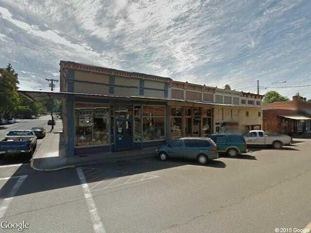 Google Street View OaklandGoogle Maps