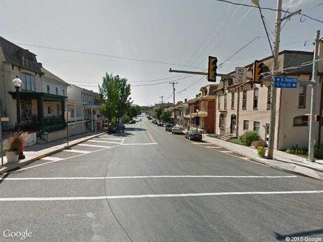 Google Street View Denver.Google Maps. on