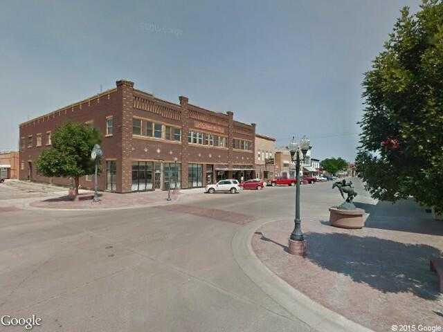 Image of Belle Fourche, South Dakota, USA