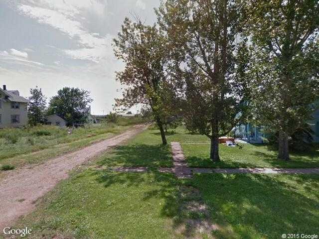 Image of Kidder, South Dakota, USA