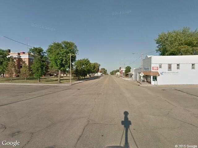 Google Street View Leola.Google Maps.